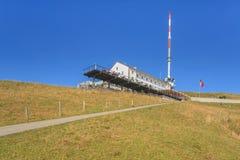Bovenkant van Mt Rigi Royalty-vrije Stock Foto's