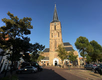 Bovenkerk in Kampen. The Netherlands Royalty Free Stock Image