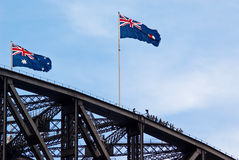 Bovenop Sydney Stock Afbeelding