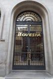 Bovespa brasilianischer Devisenmarkt auf lager Stockfoto