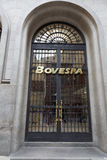 Bovespa Brazilian Stock Exchange Market Stock Photo