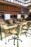 Bovespa. Sao Paulo, Brazil, August 10, 2010: Bovespa Stock Brokers Trading in Sao Paulo, Brazil stock photo
