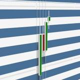 Bovine trend Stock Image