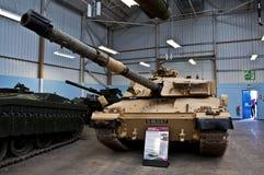 BOVINGTON, АНГЛИЯ -12 март 2013 - установленный в 1947, музей танка в Bovington, Дорсете, показывает собрание armored смоквы Стоковое Изображение