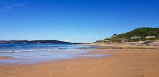 Free Bovisands Beach South Hams, Devon Uk Royalty Free Stock Images - 191102119