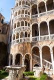 Bovolo staircase in Venice Royalty Free Stock Photos