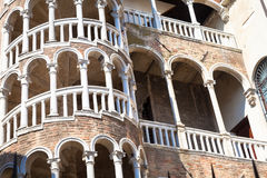 Bovolo staircase in Venice Stock Images