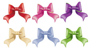 Bow Royalty Free Stock Photo