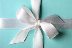 Bow. Nice bow for celebration birthday stock image