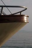 Bow of boat Royalty Free Stock Photos