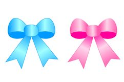 Bow / bows Royalty Free Stock Images