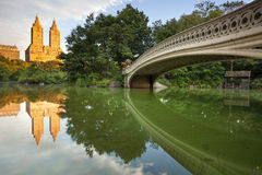 Bow Bridge. Stock Photography
