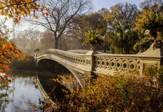Bow bridge Royalty Free Stock Images