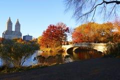 The Bow Bridge Royalty Free Stock Photography