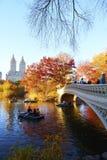 The Bow Bridge Royalty Free Stock Photo