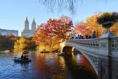 The Bow Bridge Stock Photo