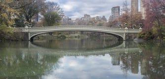 Bow bridge Stock Photos