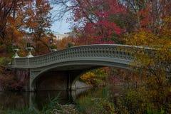 Bow Bridge Stock Images