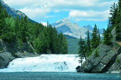 Bow Falls Stock Photos