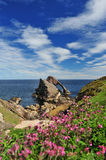 Bow fiddle rock Stock Photography