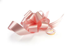 Bow gift Stock Photography