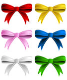 Bow, Gift, Ribbon Royalty Free Stock Images