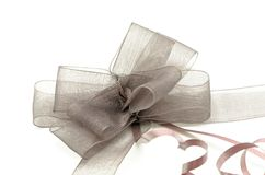 Bow gifts Stock Photos