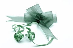 Bow gifts Royalty Free Stock Image