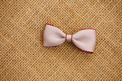 Bow hair accessories Royalty Free Stock Photo