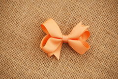 Bow hair accessories Stock Images