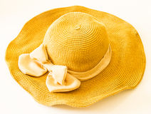 Bow hat Stock Images