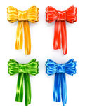 bow holiday gift decoration Stock Images