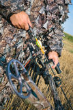 Bow hunter Stock Photography