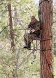 Bow hunter Stock Photography