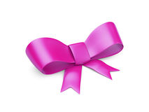 Bow. Image contain clipping path Stock Images