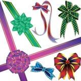 Bow-knot illustration stock