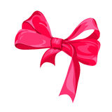 Bow-knot vector Royalty Free Stock Images