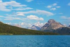 Bow lake Stock Image