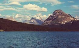 Bow lake Royalty Free Stock Photography