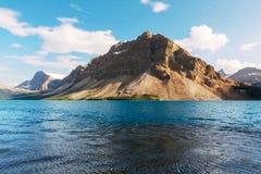 Bow lake Royalty Free Stock Image