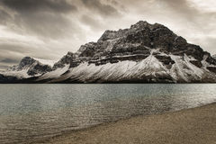 Bow Lake Stock Image