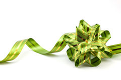 Bow with a ribbon Stock Photography
