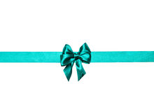 Bow, ribbon Royalty Free Stock Photography