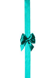 Bow, ribbon close-up Royalty Free Stock Photo