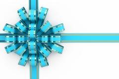Bow, ribbon, gift  Stock Image