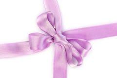 Bow and ribbon Stock Photo