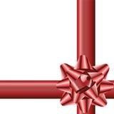 Bow and ribbon Royalty Free Stock Photography