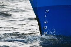 Bow ship Royalty Free Stock Photography