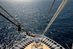 Bow of Ship Royalty Free Stock Images