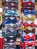 Bow tie collection Stock Photo